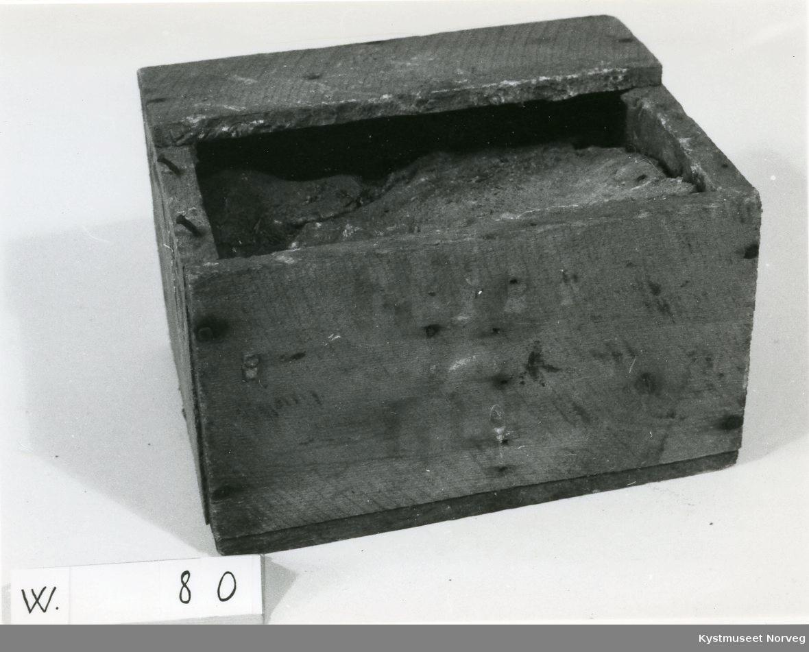 Form: Kassen er rektagulær