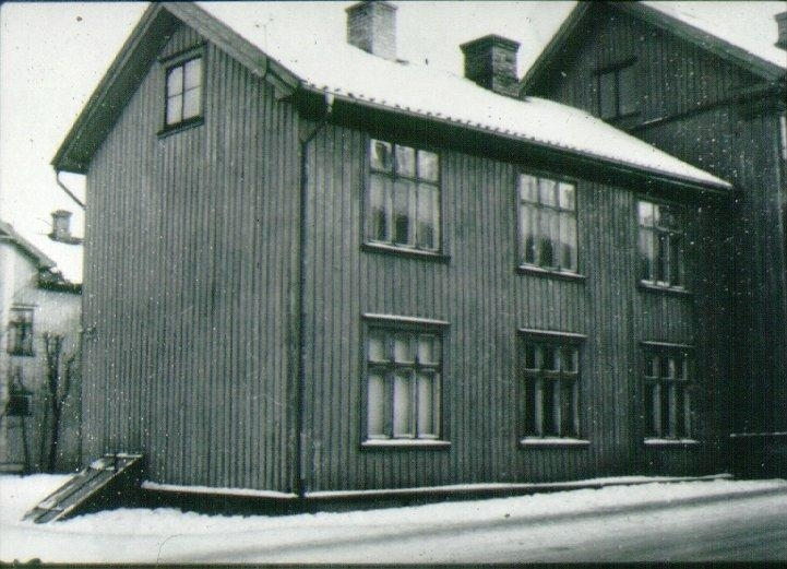 Kv. Gästgivaren, Storgatan 36. Pålhammarshuset = Pålsberg.