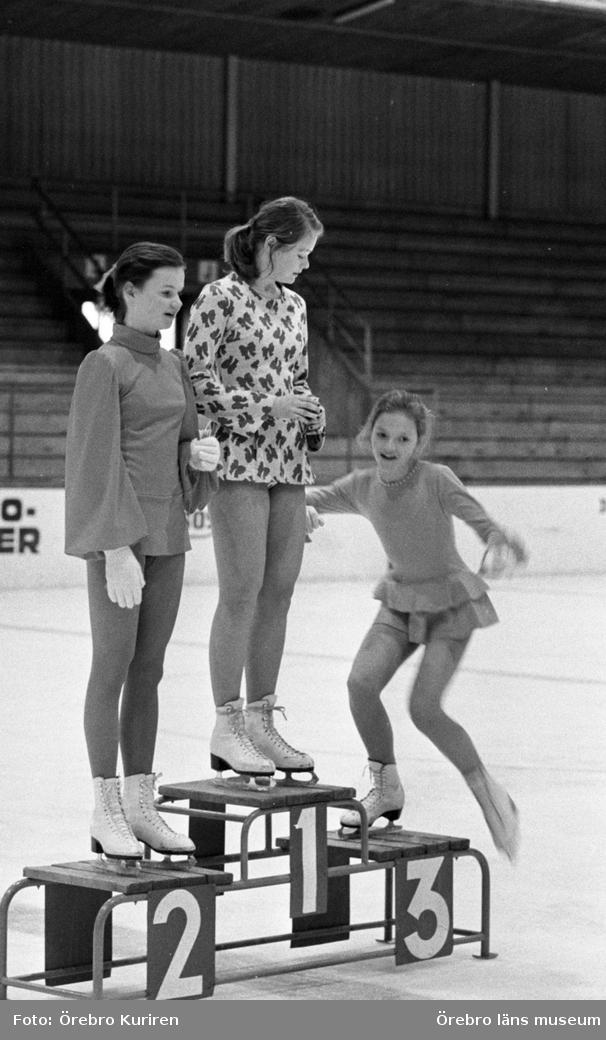 Konståkning 21 januari 1974