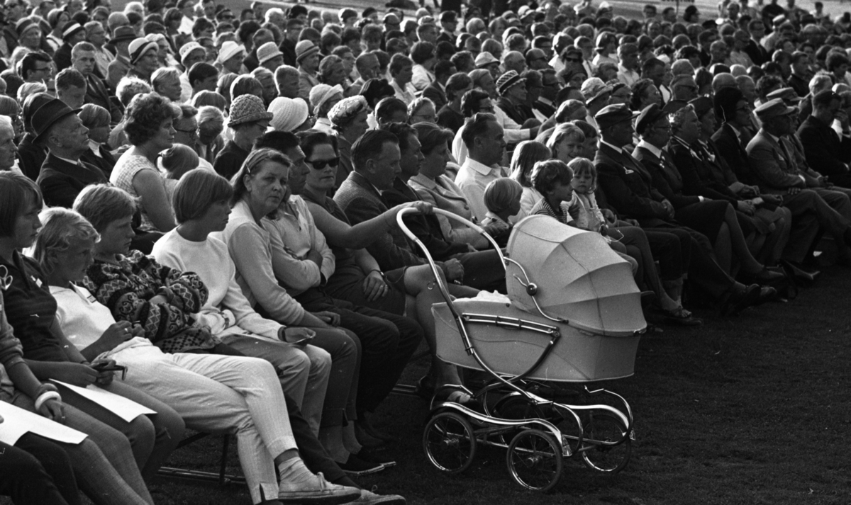 Orubricerad 22  juli 1965Örebro 700 år jubileum