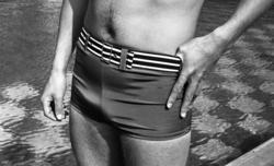 Badkille 9 juni 1966Gustavsviksbadet