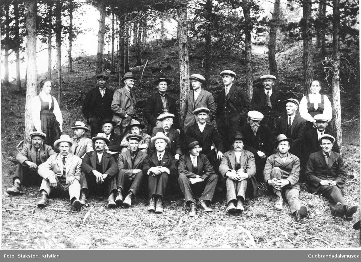 Skjåk Småbrukarlag 1930-1935