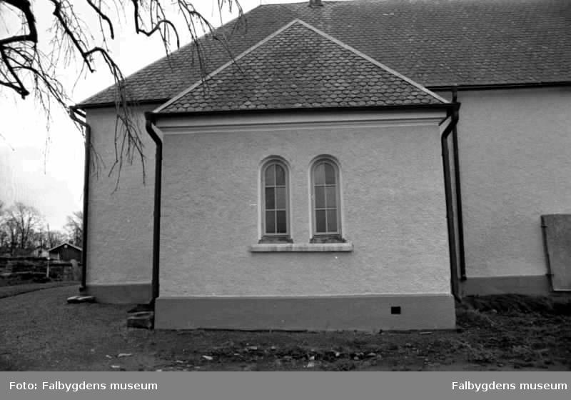 Gudhems kyrka.