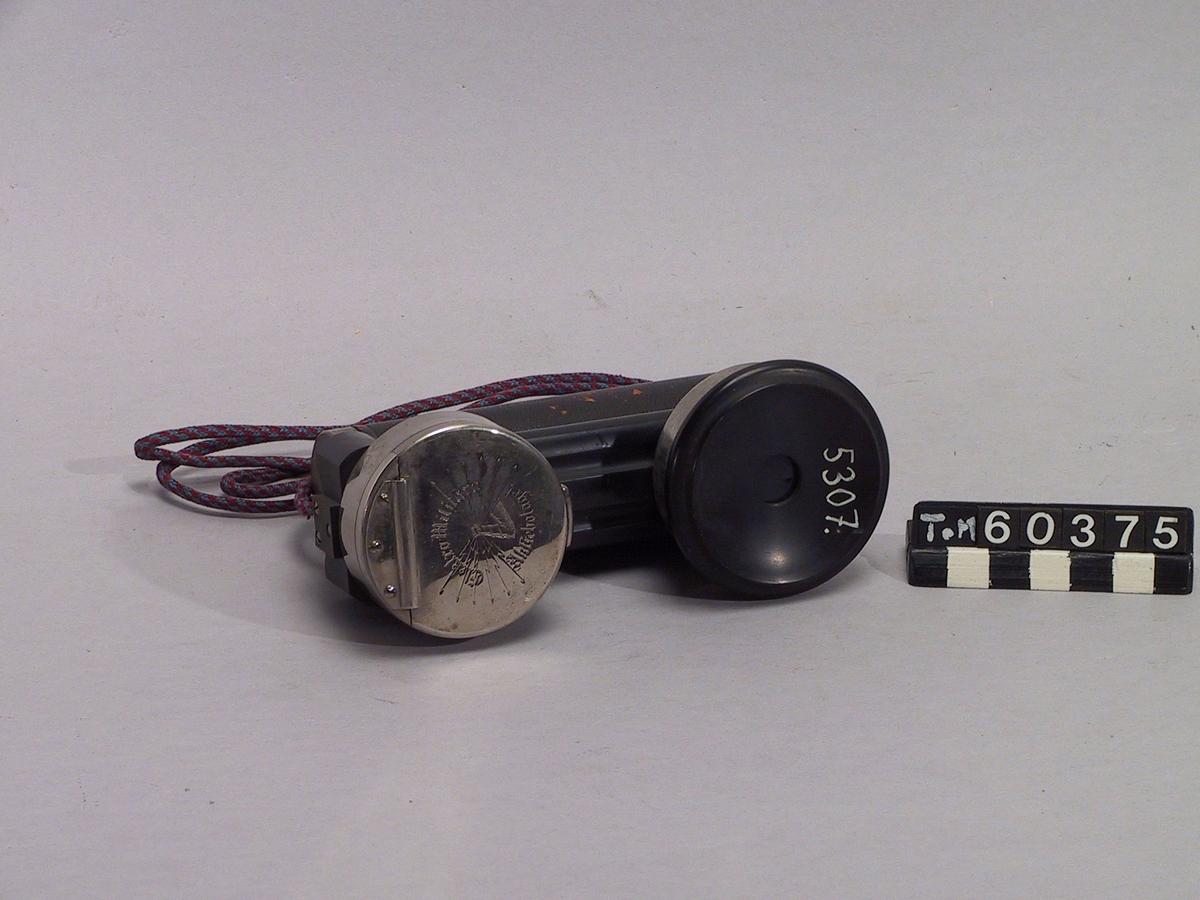 Handmikrotelefon för militärapparat.