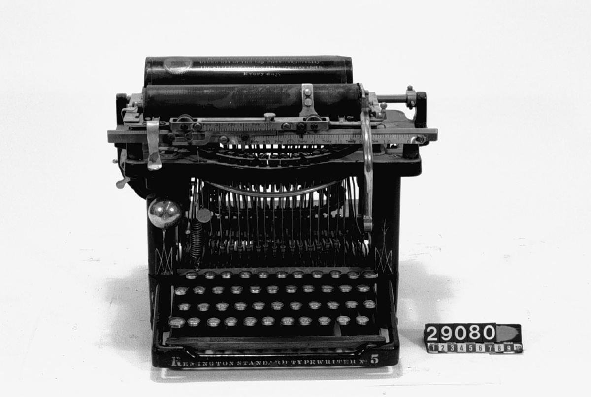 Skrivmaskin - Tekniska museet   DigitaltMuseum d437e4833b7ed