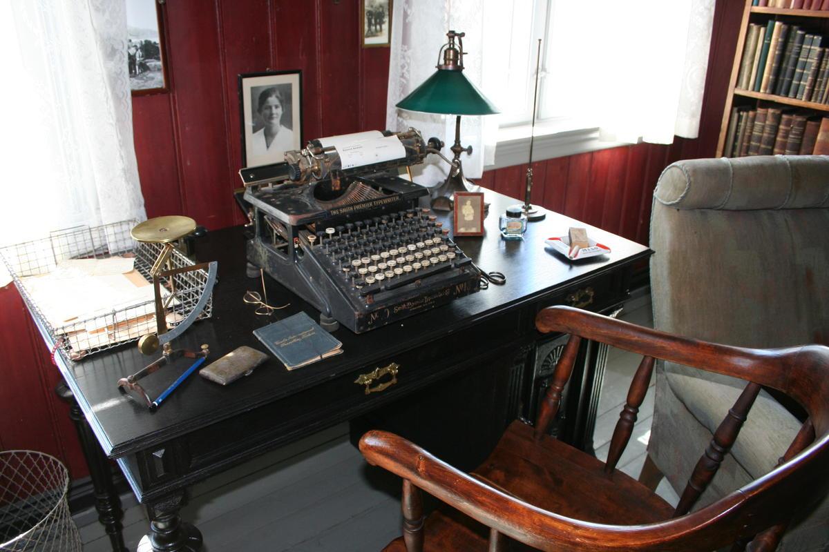 Aamodts kontor