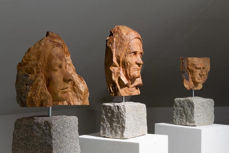 Sverre Morken-utstilling. Foto/Photo