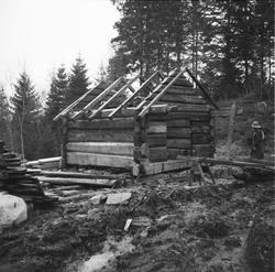 """""""Larsselet"""" fra Fladalsætra i Bjørkedalen. Selet ble flyttet"""