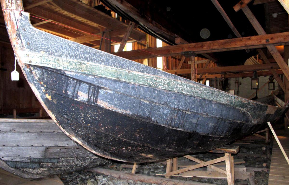 Originalen står på Namdalsmuseet (Foto/Photo)