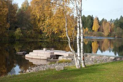 Elveparken. Foto/Photo