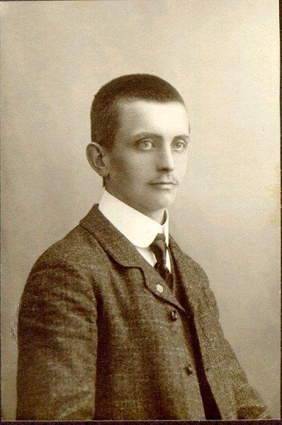 """Oskar Joh. Barkh. """"välan""""."""