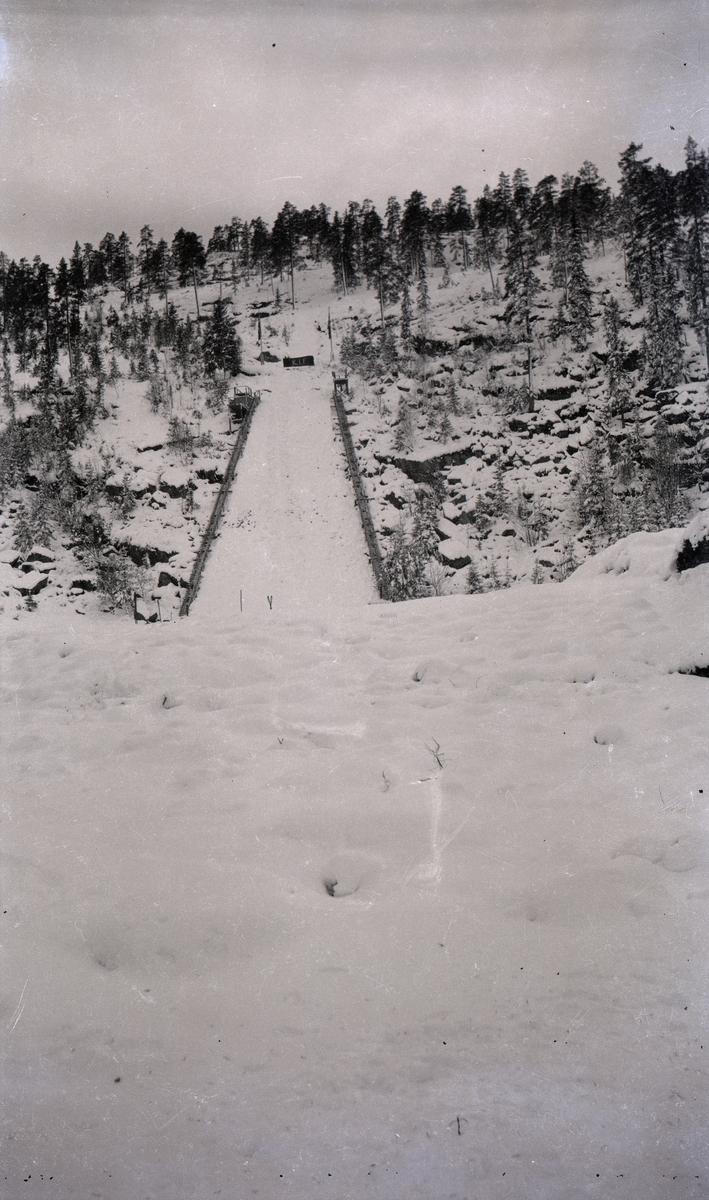 The Hannibal ski jump