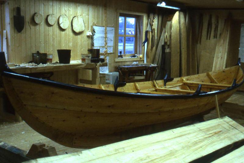 Nordmørsfæring, bygd i 2006