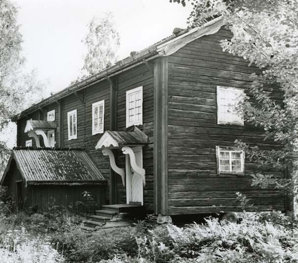 Kälkebobyggningen vid Fränö, Forsa