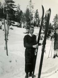 Sverre Kolterud i Hannibalbakken