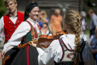 Folkedans