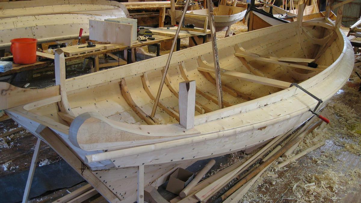 Dråpa, bygd 2005. (Foto/Photo)