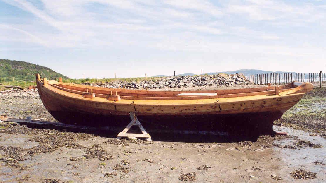 Nygavlen, bygd 2004.
