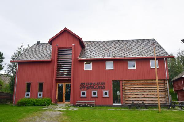 Museumssenteret Ramsmoen ligger i Tynset sentrum, like sørvest for Kulturhuset og Tynset stasjon. (Foto/Photo)