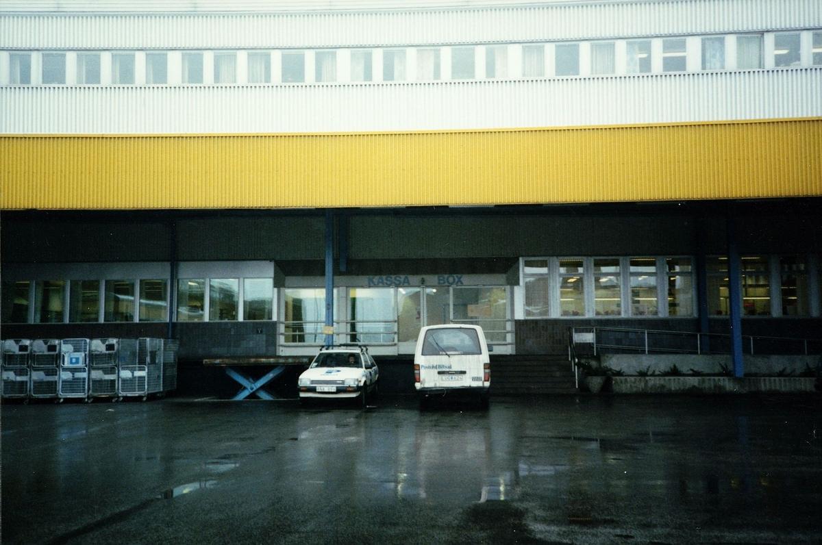 Postens kassaexpedition 202 10 Malmö Borrgatan 55