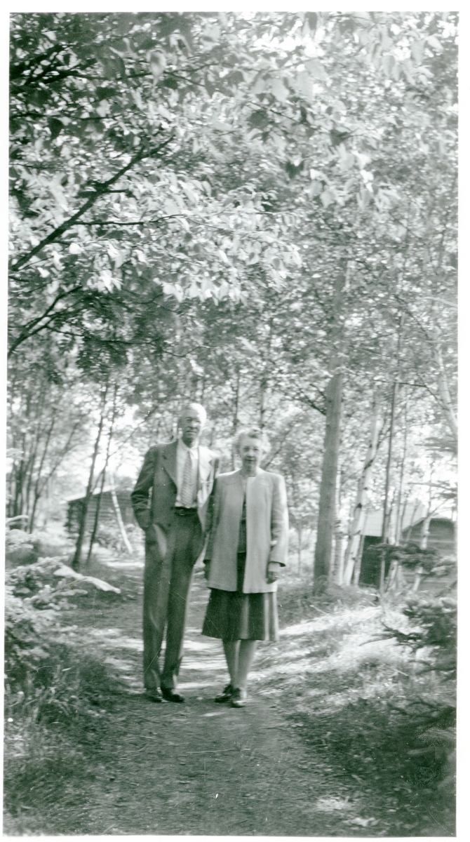 Jennie og Burt Knatvold