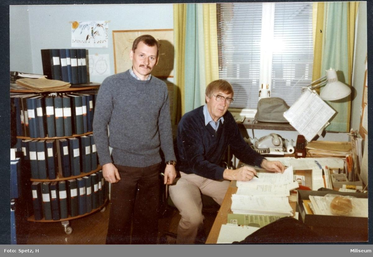 Byman, Mauritz och Gustav Fransson, A 6.