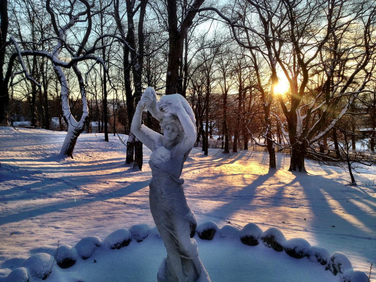 Vinter i Praken