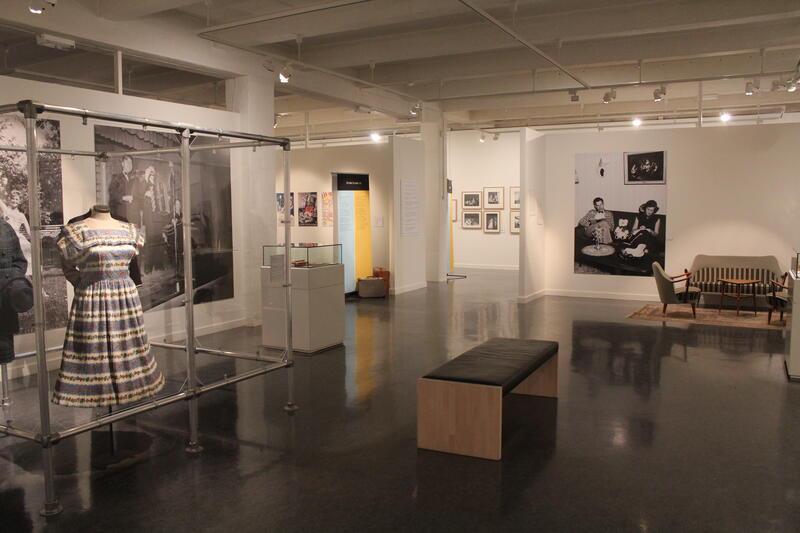Fra Utstillingen «50-tallet – drøm og virkelighet»