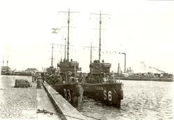Tre danska fartyg, Nordkaperen (R3) byggd 1918, Havhesten (S