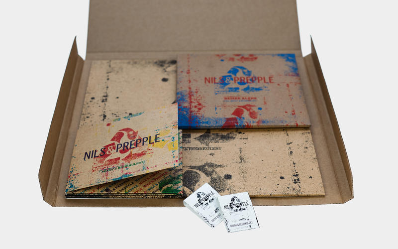 Nils og Prepple-boks