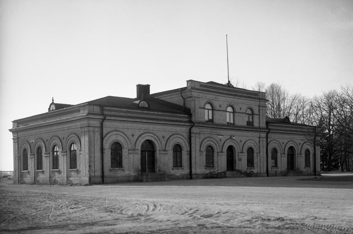 Gamla tullhuset i Viken.