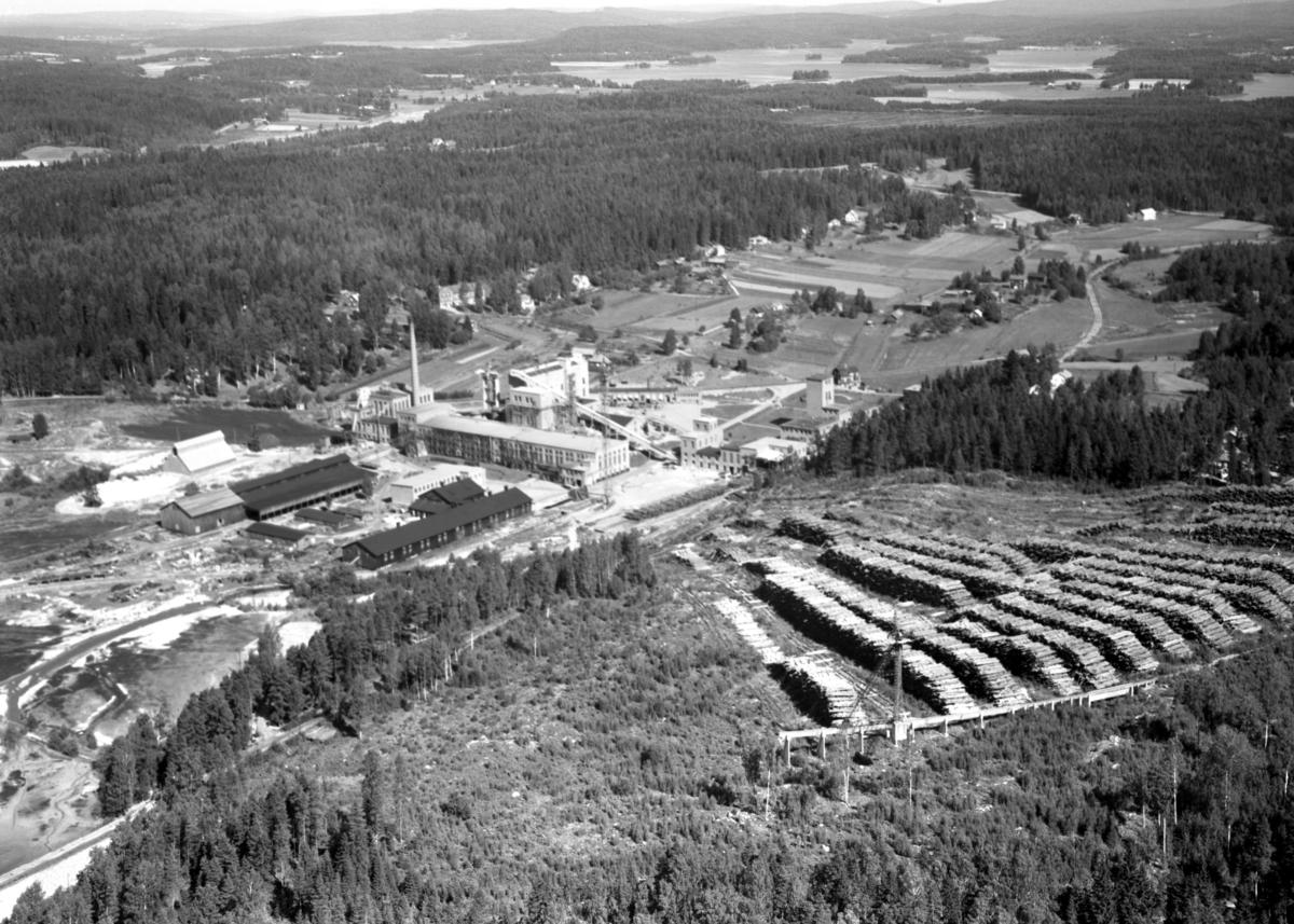 Jössefors bruk 1952.