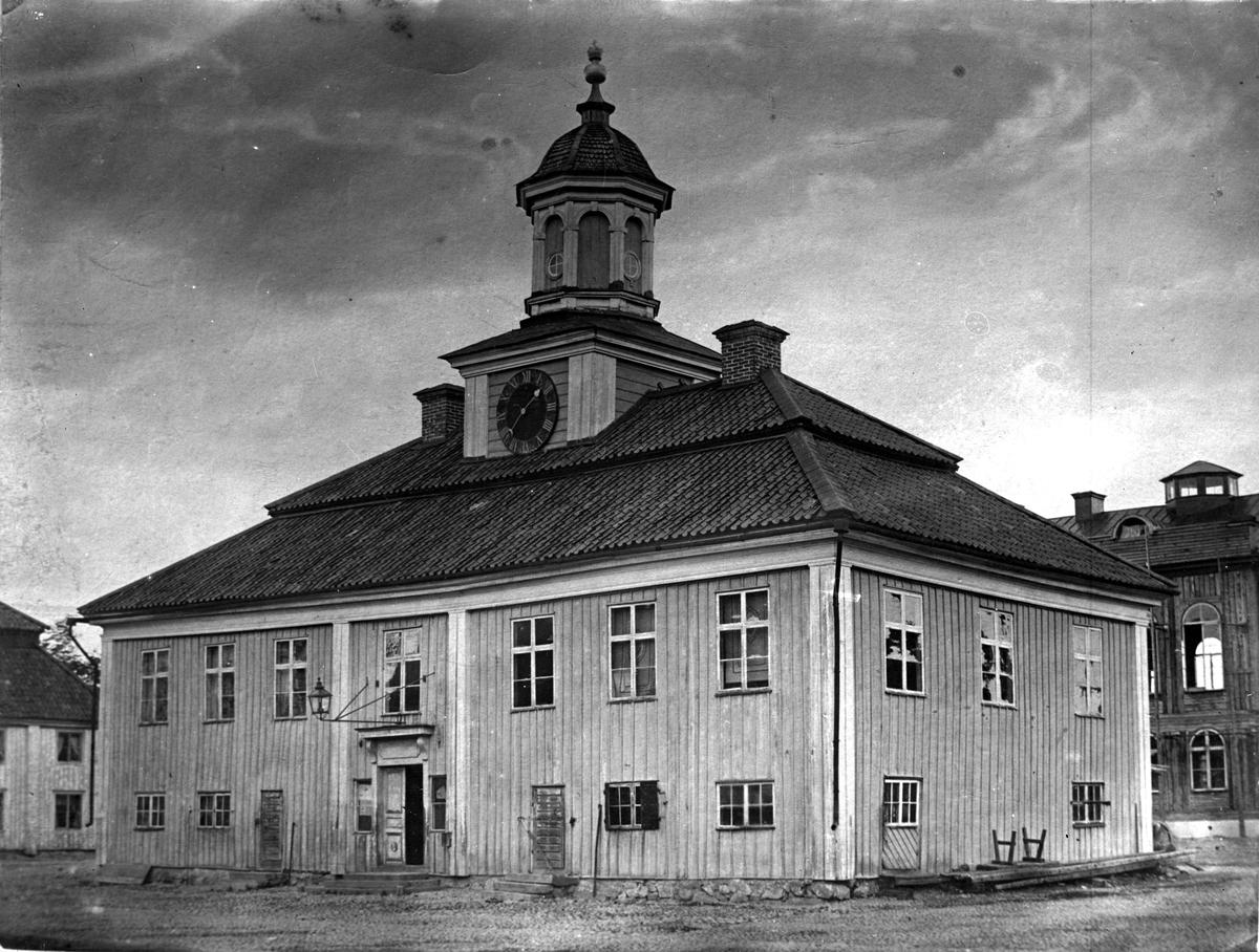 Gamla Rådhuset. (repr. 1901)