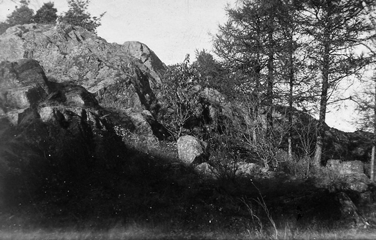 Läsida på berg (istidsterm)