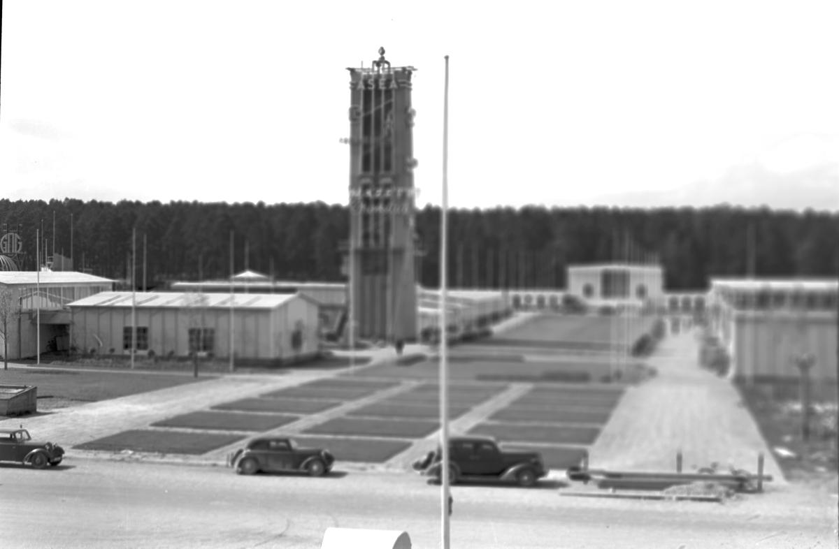 Gävleutställningen 1946 arrangerades 21 juni - 4 augusti. En utställning med anledning av Gävle stads 500-årsjubileum. På 350.000 kv.m. visade 530 utställare sina produkter. Utställningen besöktes av ca 760.000 personer.