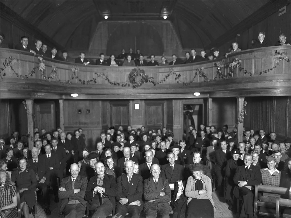 Hamrångefjärdens Ordenshus, 1940-talet.