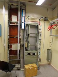 Telefonsentraler Litlefjord interiør 1
