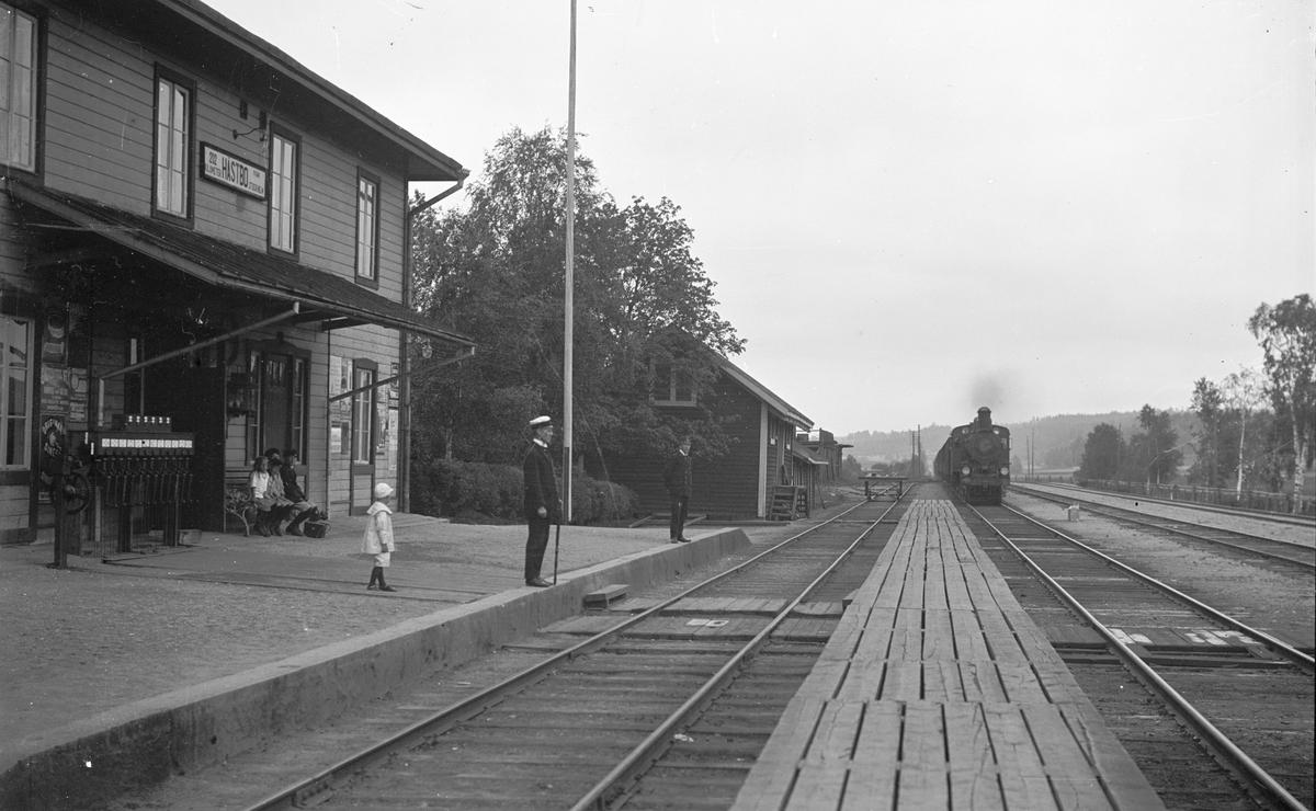 Hästbo station