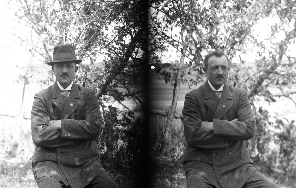 Johannes Englund i dubbel upplaga