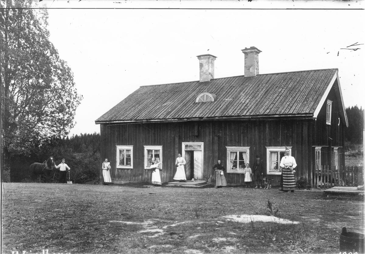 Herrgården i Hällbo.