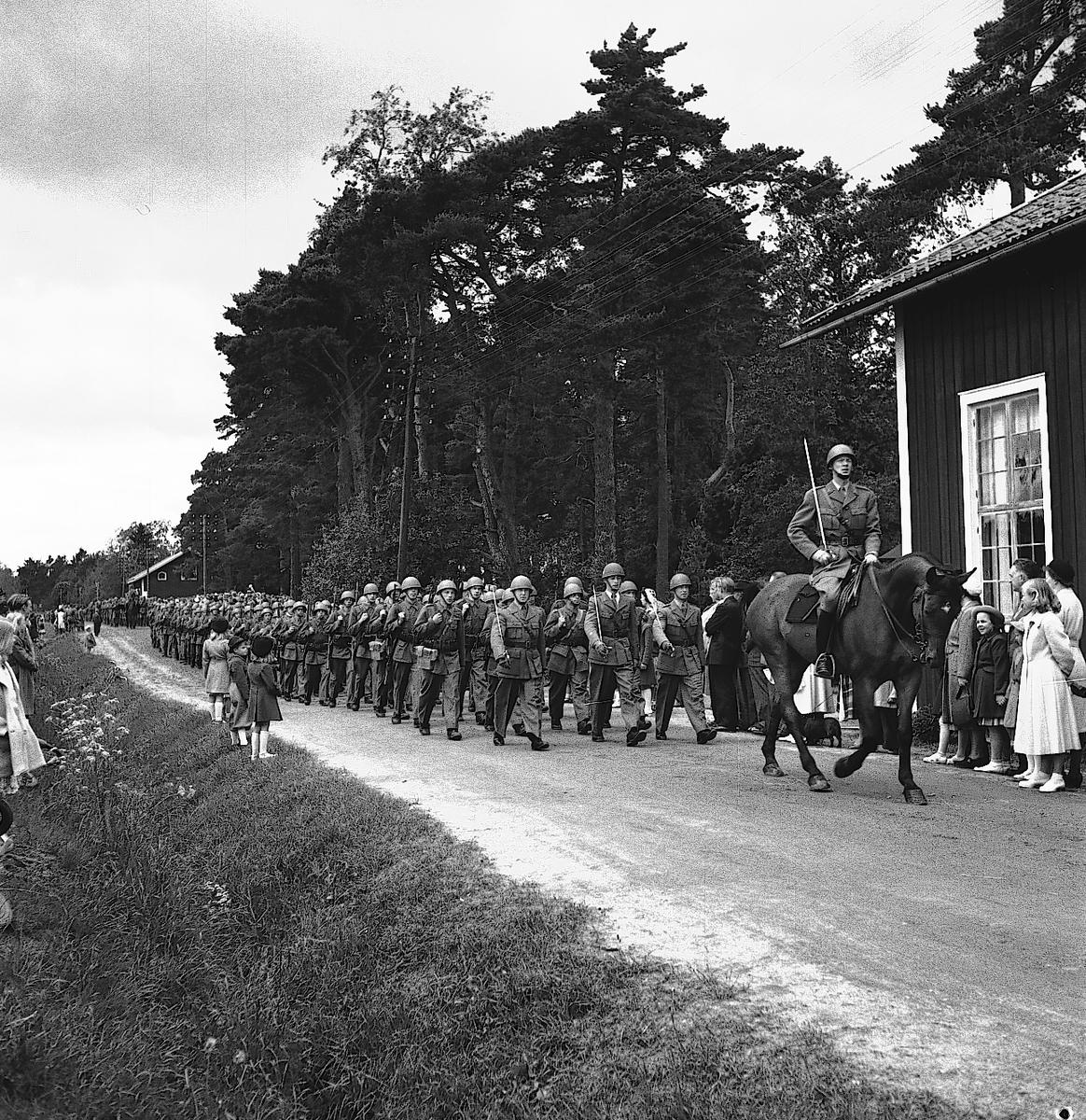 Regementets dag 1949