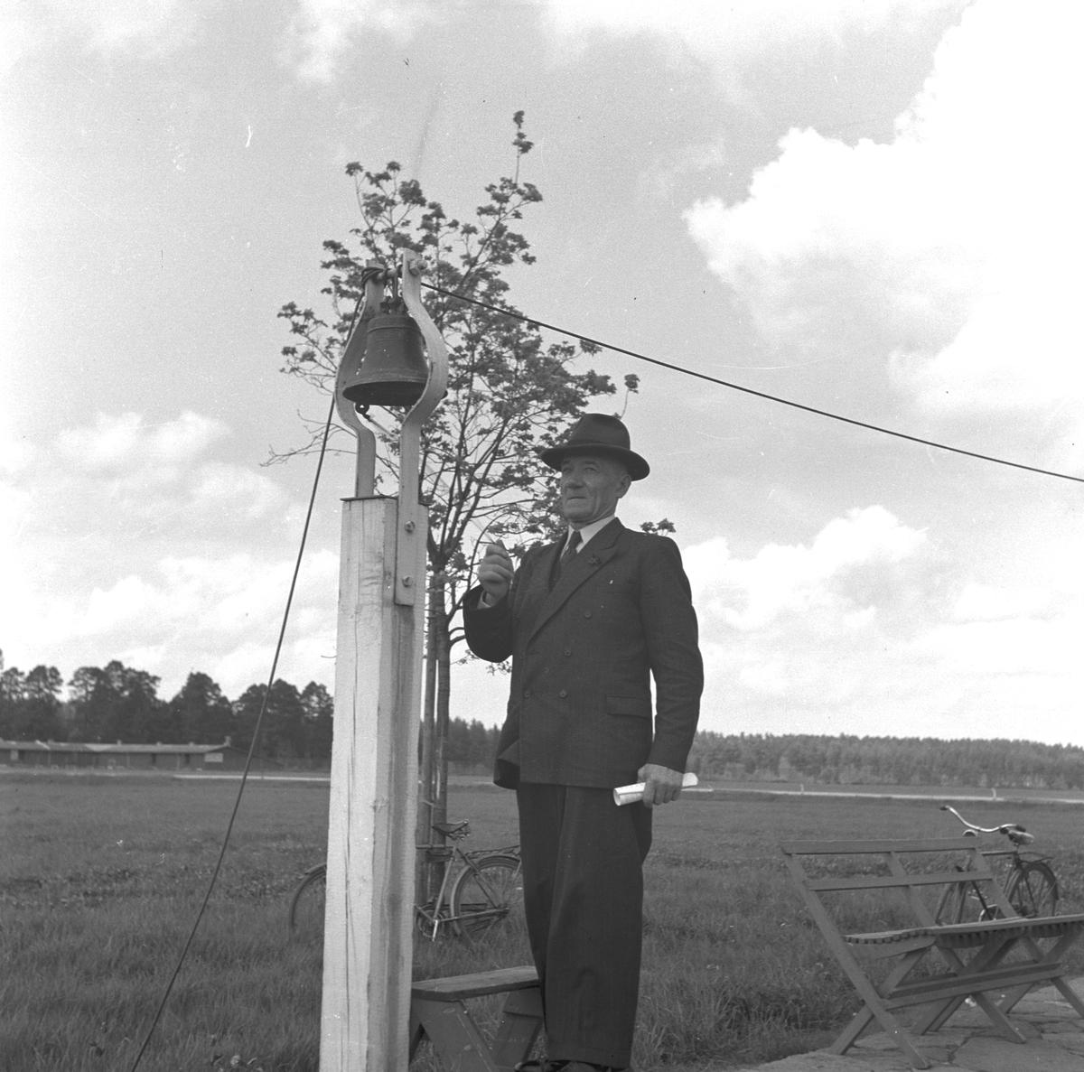 Travbanan  Juni 1948