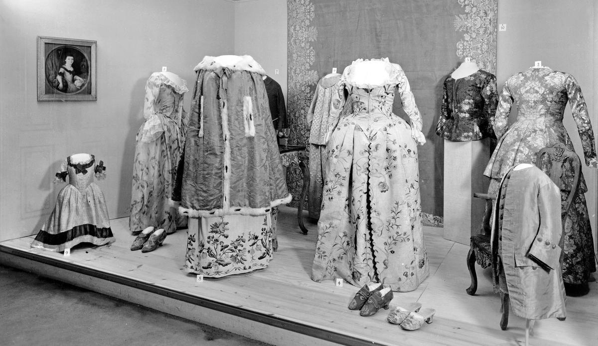 Utstilling i bysamlingen på Norsk Folkemuseum 1952 (Foto/Photo)
