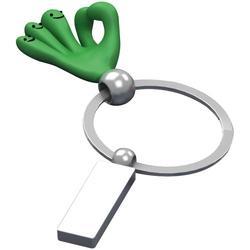 Nøkkelring med tegn: PERFEKT(Norsk tegnspråk) kr: 119,-