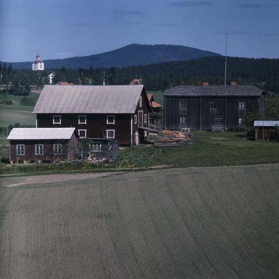 Västergården i Polberg.