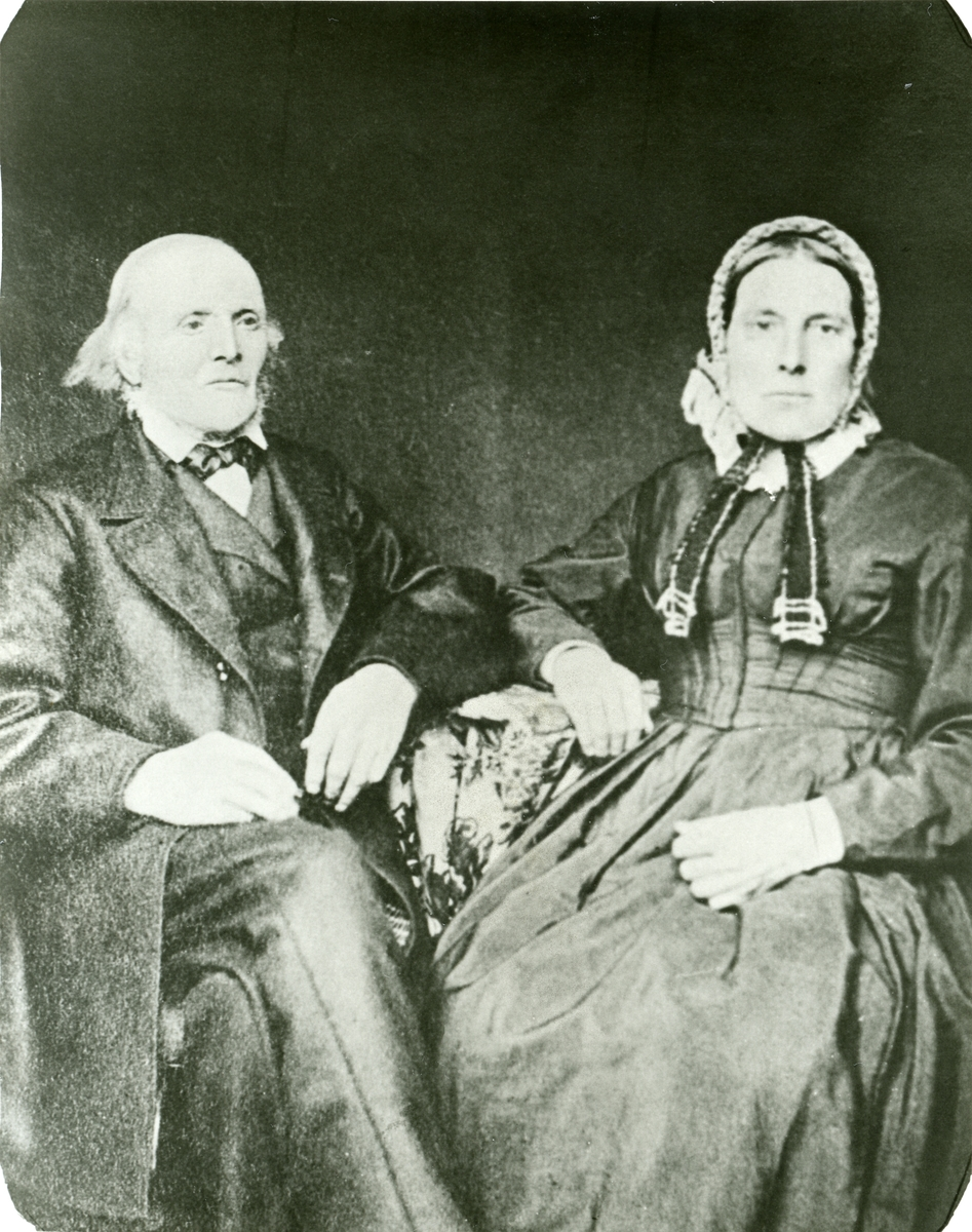 Erik og Anne Wold.