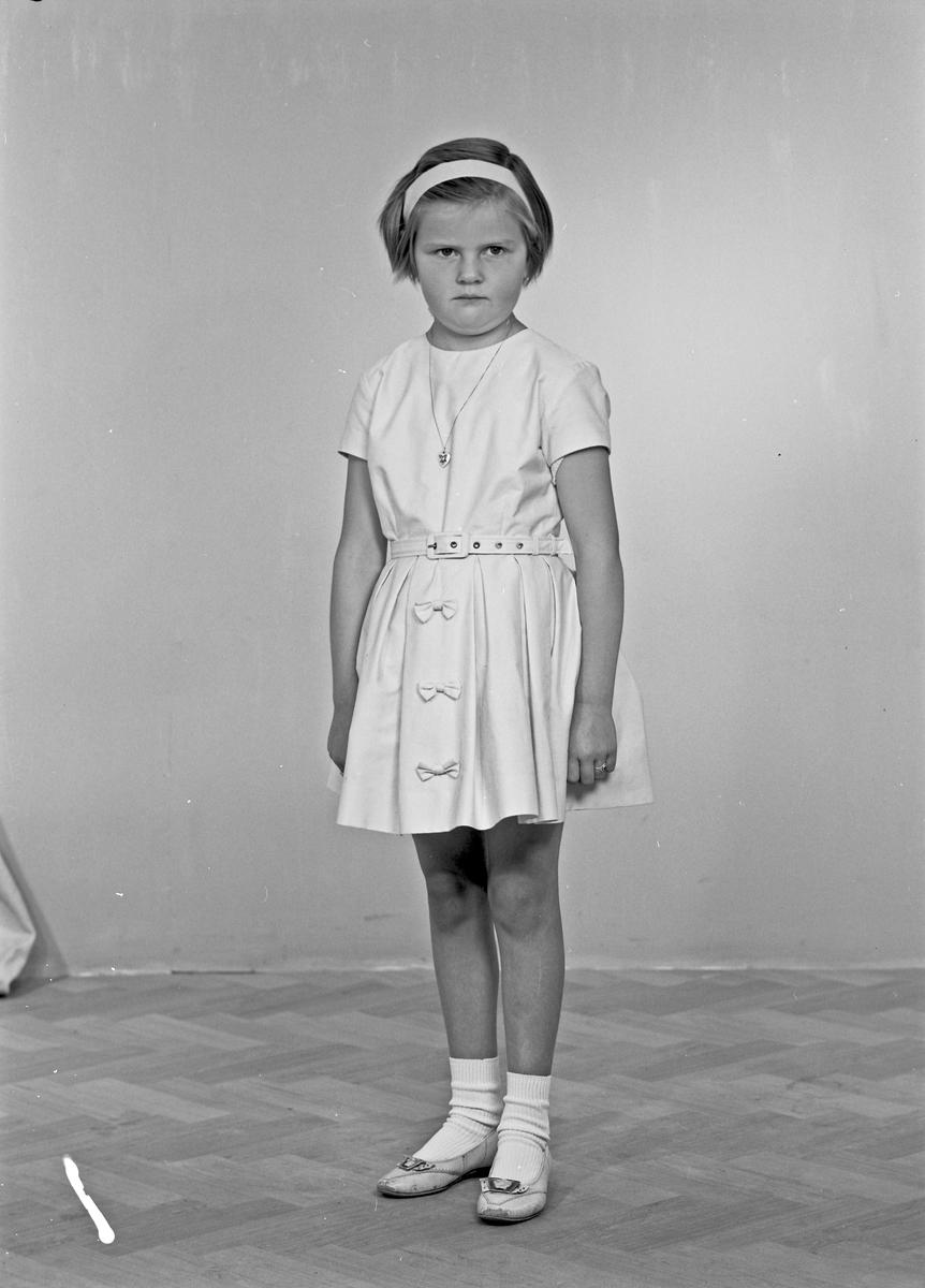 Portrett - jente - bestiller Alf Thorsen