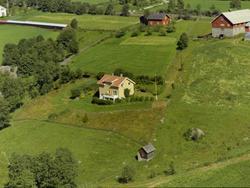 Fredheim. Kulturlandskap.Lite gårdsbruk.