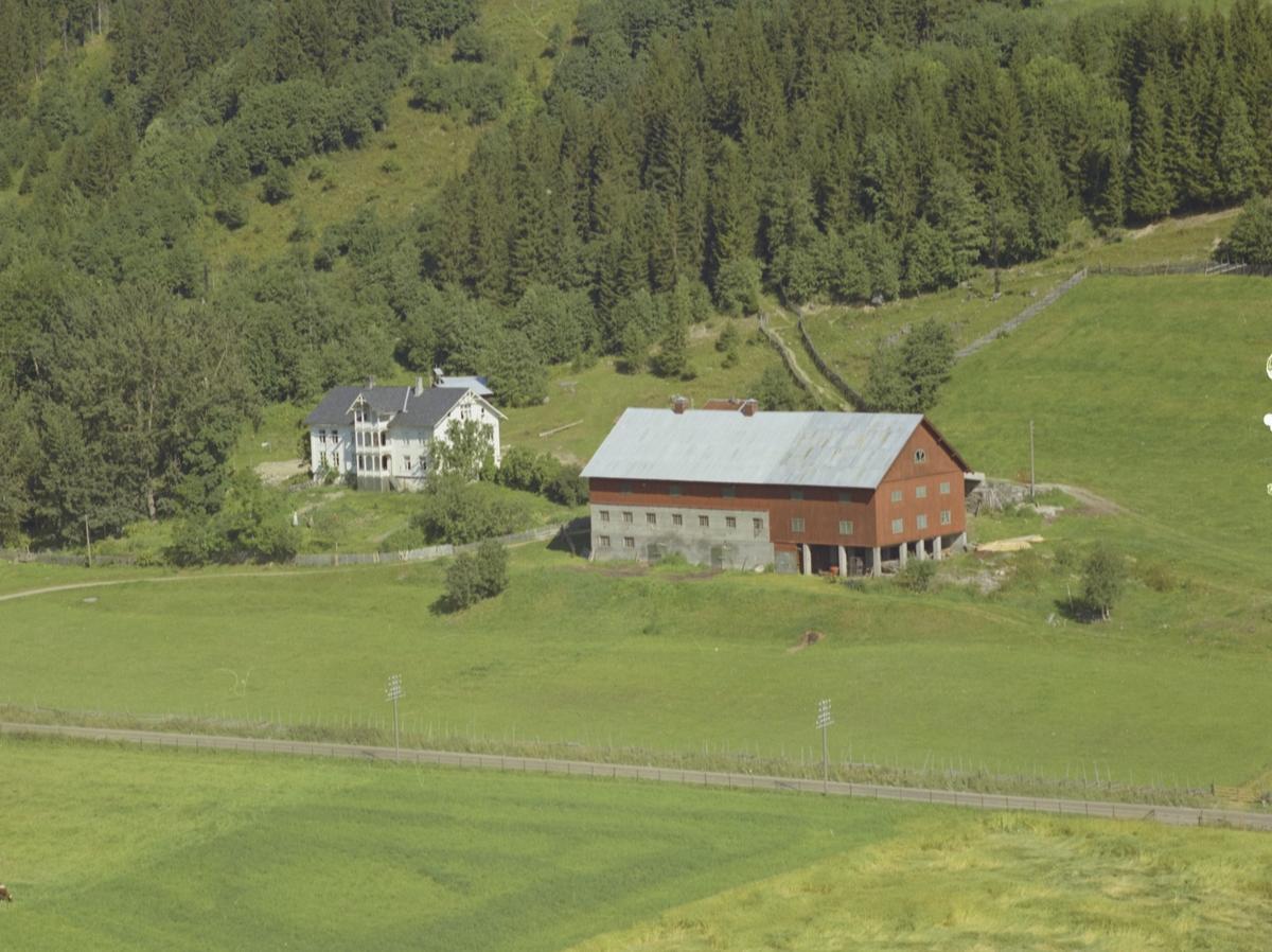 Kråbøl midtre (Kråbøl Melgarden), gårdsbruk, Bødalen, Vestre Gausdal