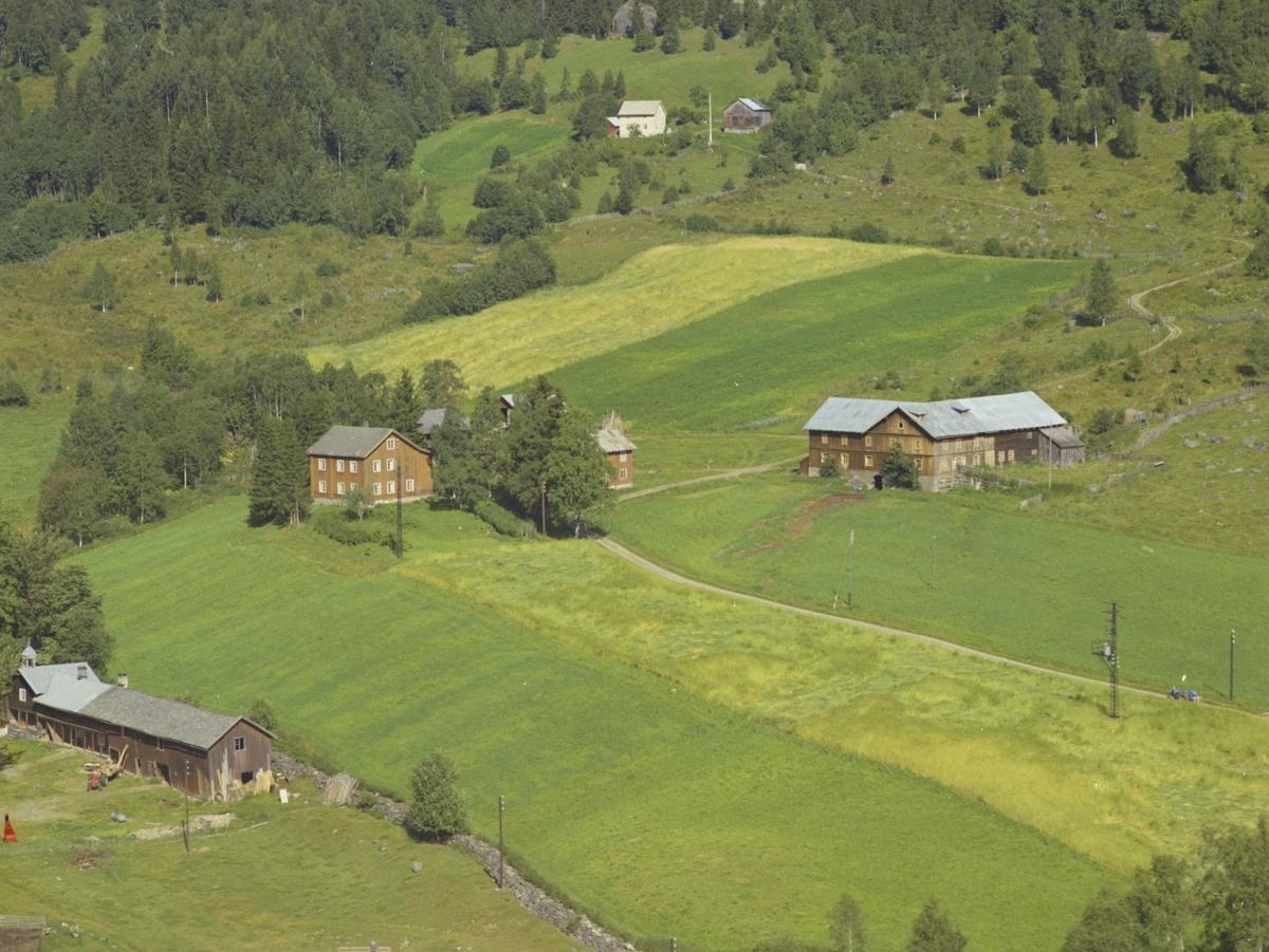 Kråbøl øvre (Kråbøl oppigard), Bødalen, Vestre Gausdal
